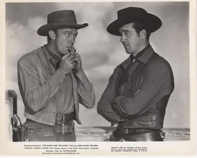 "John Payne, Dennis O'Keefe, ""The Eagle and The Hawk "" Movie"