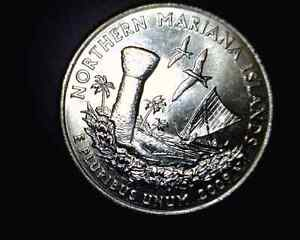 2009  D Northern Mariana Island Unc. State Quarter Coin
