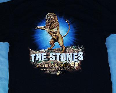 THE ROLLING STONES BRIDGES TO BABYLON TOUR SOLD OUT T SHIRT 1997 RARE SIZE XL