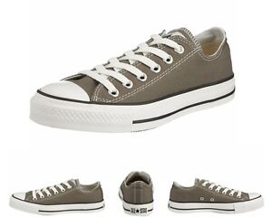 Mens Womens Converse CT All Star OX Canvas Trainers Ten 10 Colours UK 3 - 12