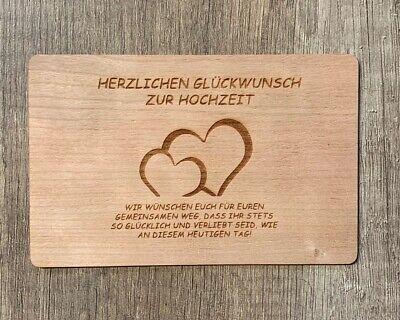Geschenk Karte Hochzeit Herzlichen Glückwunsch zur Hochzeit (Herzlichen Glückwunsch Zur Hochzeit)