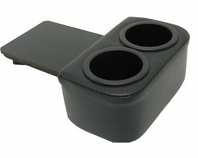 Black Drink Holder for all G Body Cars Plug and Chug