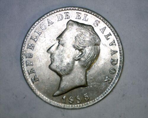 1985 10 Centavos El Salvador