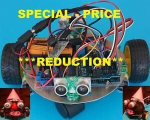 Educational Robot Kit Bluetooth Arduino Good Easy Instructions Samford Valley Brisbane North West Preview