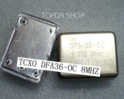 used 1pc  TCXO DFA36-OC 8MHZ