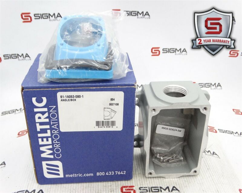 Meltric 61-1a053-080-1 Angle Junction Box