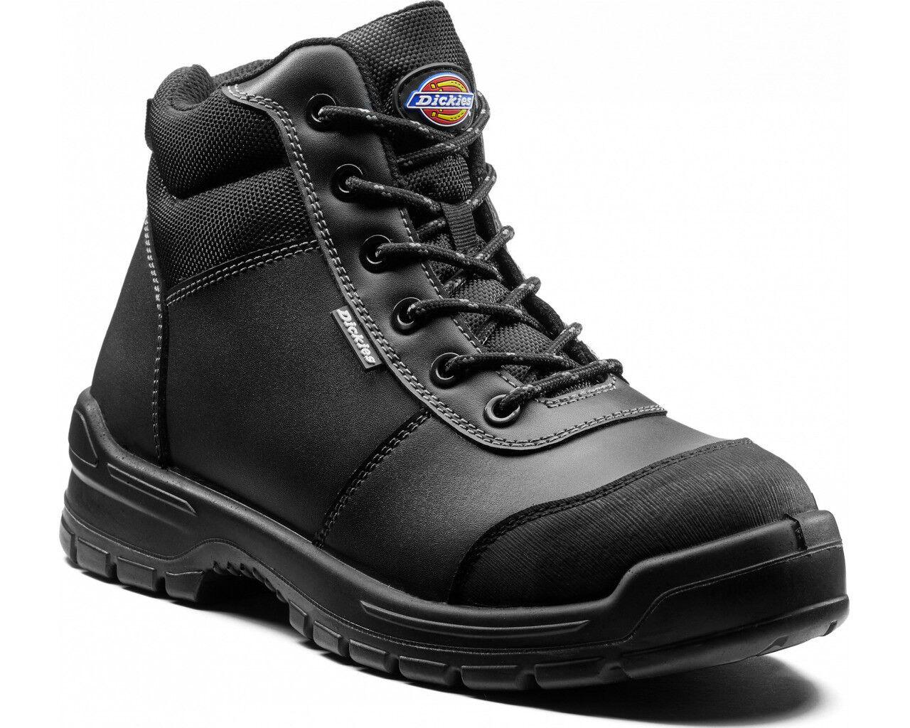 Al Hombres Botas Zapatos Agua Dickies Resistente Seguridad Andover YqBpx474H
