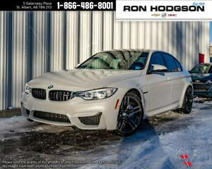 2015 BMW M3 CARBON ROOF EXEC PKG ADAPTIVE SUSPENSION COMES W/