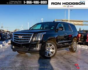 2018 Cadillac Escalade SUNROOF NAV DVD 22'S LOADED