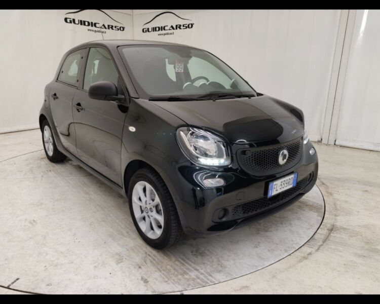 SMART forfour forfour electric drive Youngster