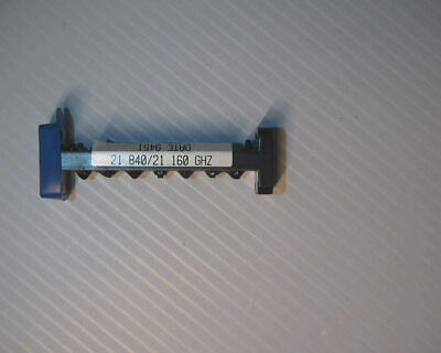 Wr42 Waveguide Filter 21.160 To 21.840 Ghz Microwave Development Company