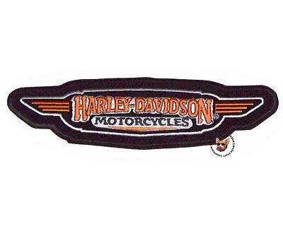 HARLEY DAVIDSON MOTORCYCLE JACKET PATCH VEST * DISCONTINUED * 6 INCHES SMALL
