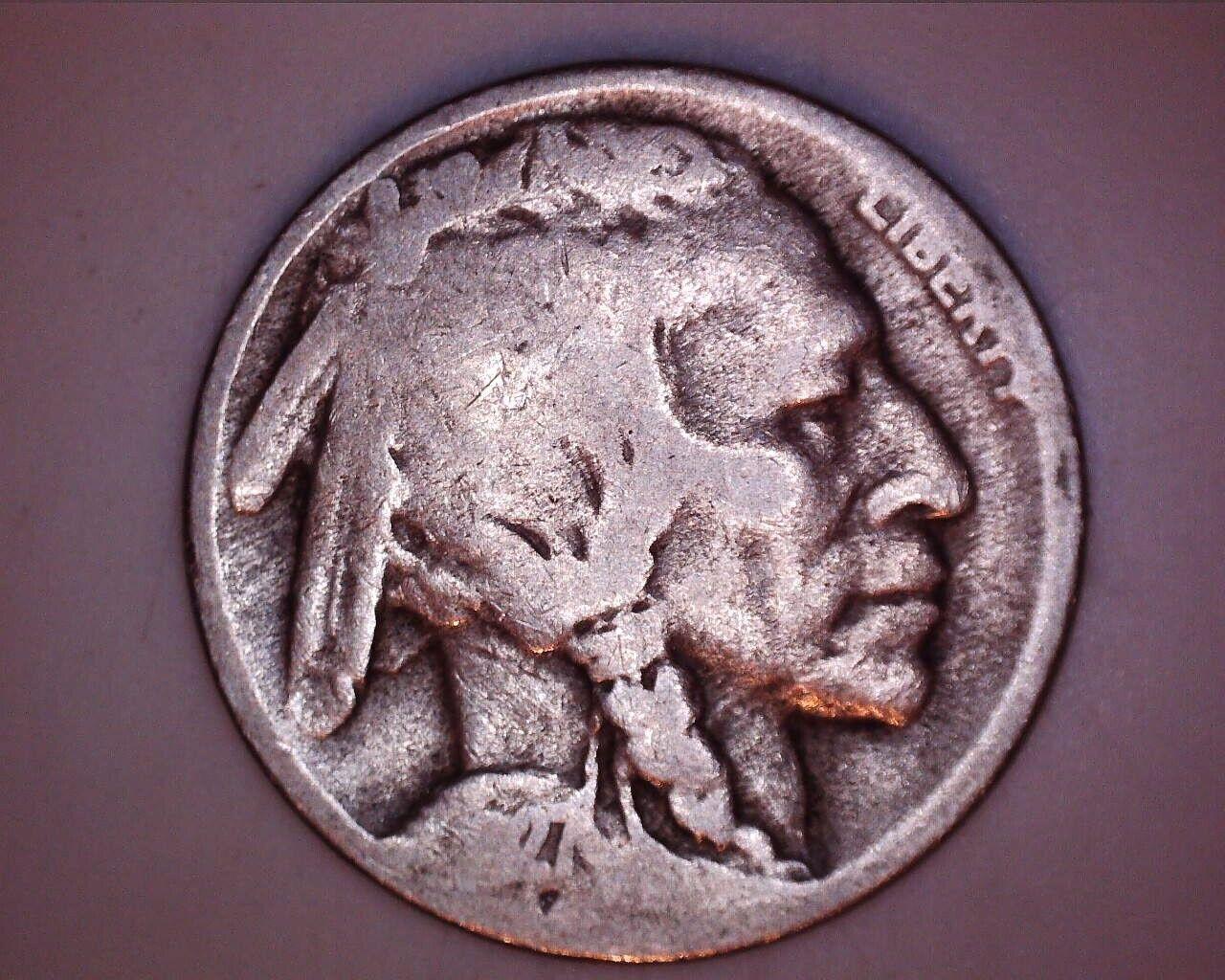 1927-D BUFFALO NICKEL 408-1 - $5.99