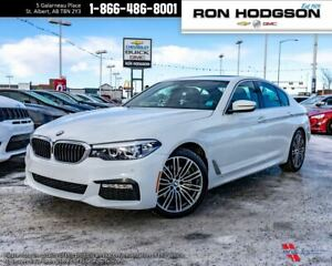 2018 BMW 5 Series 530i xDrive Nav Roof Every Option Full Load