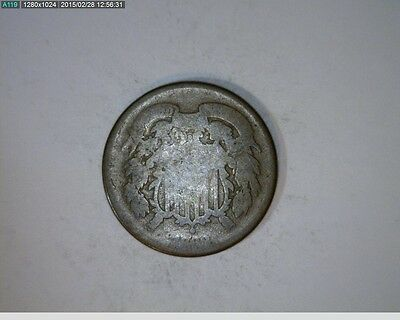 1868 TWO CENT   60-107  FILLER