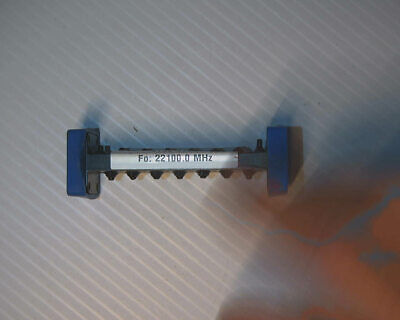 Wr42 Waveguide Filter Fo 22100.0 Mhz 22.1ghz Microwave Development Company