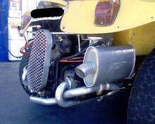 Exhaust System for VW Manx Dune Buggy (ceramic coated) Five Dock Canada Bay Area Preview