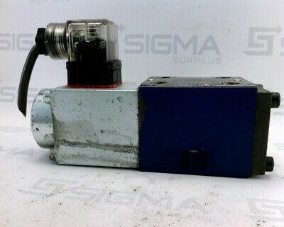 Bosch Rexroth 0811403104 Hydraulic Proportional Directional Control Valve