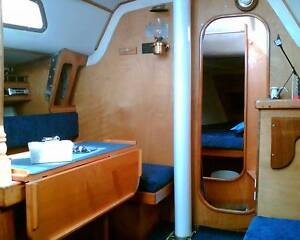 Yacht Santana 30 Sandford Clarence Area Preview