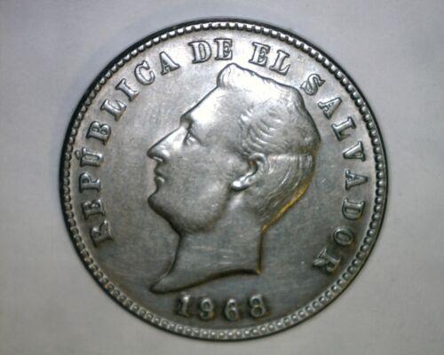 1968  10 Centavos   El Salvador