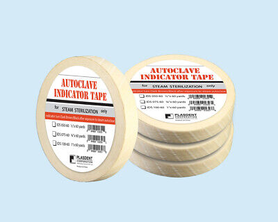 Dentaltattoo Autoclave Tape Sterilization Indicator Tape 12 X 60 Yds