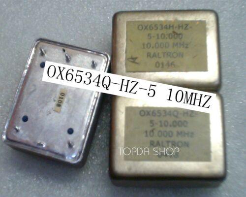 used 1pc OCXO OX6534H-HZ-5 OX6534Q-HZ-5 10MHZ