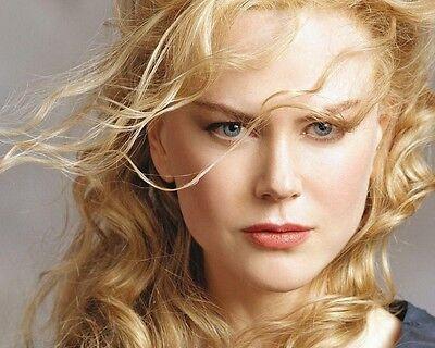 Nicole Kidman Face Beautiful 8X10 Picture Celebrity Print
