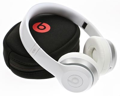 Beats By Dre Beats Solo 2 Wired Headset White: Great Shape