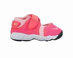 Nike-PICCOLO-Rift-TD-311549-601-rosa-da-Bambina-Scarpe-da-ginnastica
