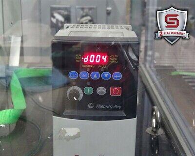 Allen-bradley 22b-b5p0n104 Powerflex40 Ac Drive 0.75kw1.0hp 200-240vac 5.7a