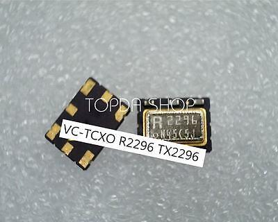 1pc used VC-TCXO R2296 TX2296