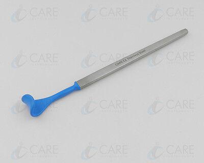 Desmarres Insulated Lid Rertractor Desparres Saddle 14mm X 16cm Care Optometry