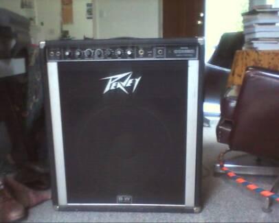 Samick Bass Amp Bass Combo Amp 130w
