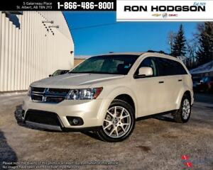 2016 Dodge Journey R/T AWD LOW KM LOADED WINTER READY