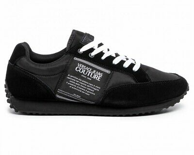 Versace Jeans Couture E0GUBSE4 71243 Trainers Black