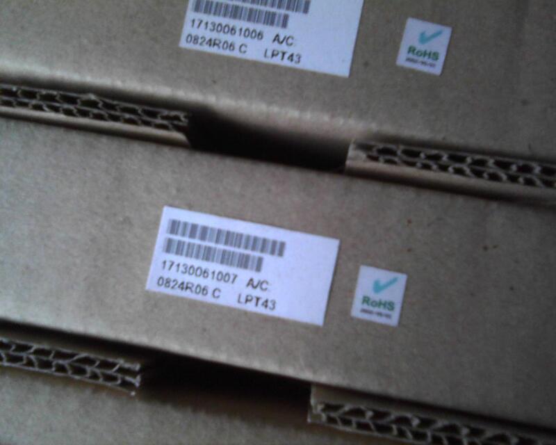 ASTEC LPT-43 Power Supply 85-264 VAC, 40W +5/+12/-12VDC