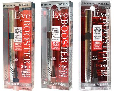Physicians Formula Eye Booster 2 In 1 Lash Boosting Eyeliner  Pick A Color