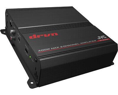 JVC KS-DR3002 - 2-Kanal Car Verstärker / AMP - 400 Watt MAX