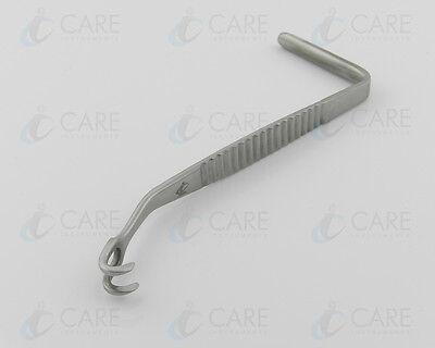 Aufricht Nasal Retractor Walter 42 X 7mm Wide13.5 Cm Sharp Care Nasal Instrument