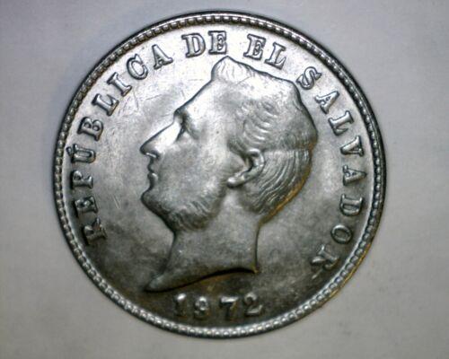 1972  10 Centavos   El Salvador