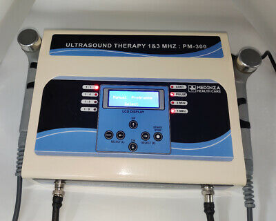New Ultrasound Therapy 1mhz 3mhz Unit Ultrasound Us Therasonic Therapy Machine