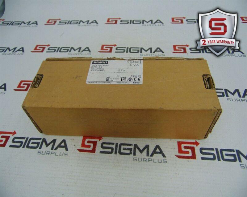 SIEMENS 6ES7141-6BH00-0AB0 Digital Input Module 24VDC Class 2