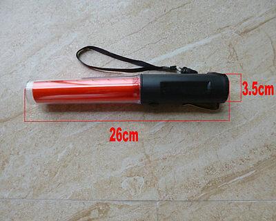 6traffic Safety 4 Mode Light Baton Warning Led Light Magnet Wand Road Control