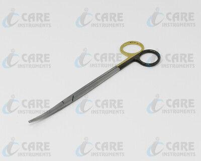 Supercut Plus Tc Metzenbaum Scissors 18 Cm Curved Plastic Surgery Dissecting