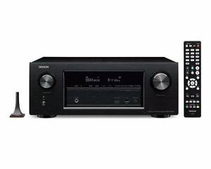 Denon AVR-X3300W 7.2 180W 4K AV Receiver WiFi Bluetooth Atmos DTS Carlingford The Hills District Preview