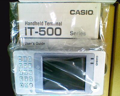 (BRAND NEW) CASIO IT-500 SERIES M30CB TERMINAL WITH INTERGRATED LASER SCANNER