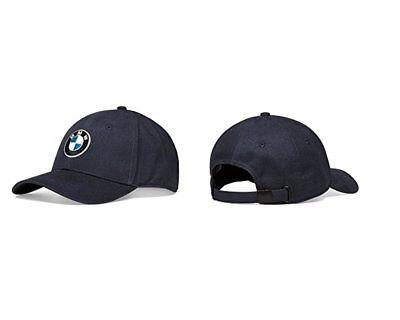 Original BMW Cap Brushed 3D Logo Kappe Mütze  Baseball 80162454620 Größe M - L