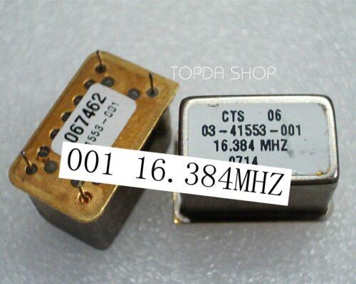 used 1pc  OCXO 03-41553-001 16.384MHZ