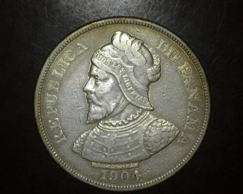 Panama 1904 50 Centisimo VF