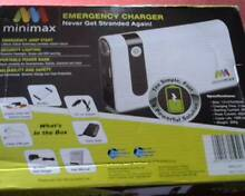 mini max battrey jumpstarter kit phone charger and tablet charger Port Sorell Latrobe Area Preview